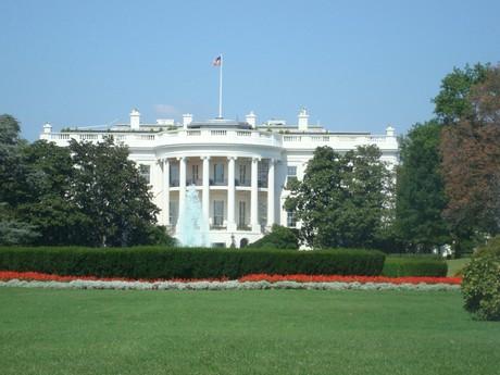 Washington D. C.  – Bílý dům