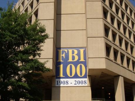 budova FBI