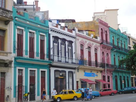 в улицах Гаваны
