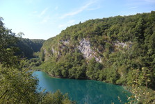 Kaluderovac lake