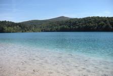 jazero Kozjak