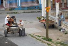 v ulicích Pinar del Río
