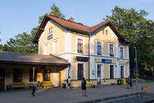 železniční stanice Špičák