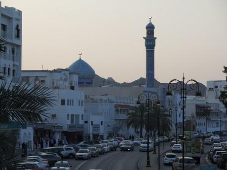 čtvrť Mutrah