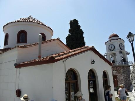 церковь Св. Николая и часовая башня