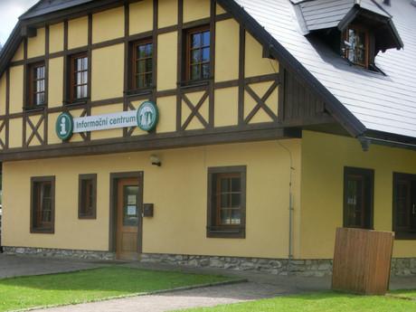informační centrum ve Stožci