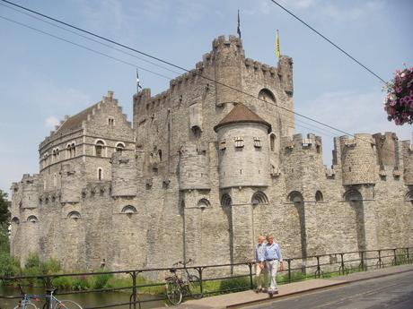 Belgie, Gent - starobylé město na soutoku Šeldy a Leie (www.infoglobe.cz)